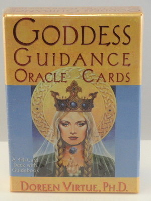 Goddess Guidance Oracle Cards Dolphin Touch Wellness Center